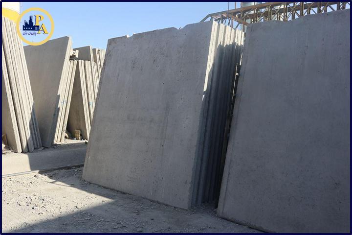 دیوار بتنی پیش ساخته