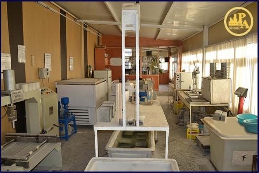 آزمایشگاه پایهان بتن